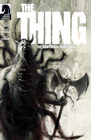 The Thing i serieformat, här i Norden under vikingatiden.