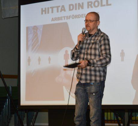 Pär Öberg förklarade skillnaden mellan självförtroende och självkänsla.