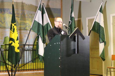 Antti Niemi kunde berätta om ett turbulent år för våra finska kamrater.
