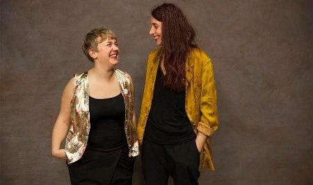 Elfrida Bergman och Sara Lindquist projektet Queering Sápmi