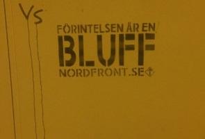 Morgonaktivism i Södertälje