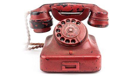 Hitler telefon