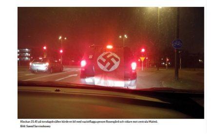 Skärmdump från Sydsvenska Dagbladet.