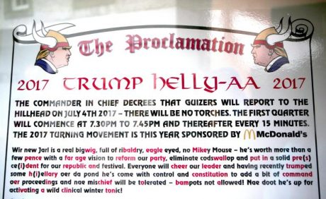 trump-proclamation-up-helly-aa-2017