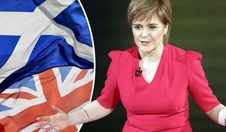 Skotsk brandfackla vi rostar igen