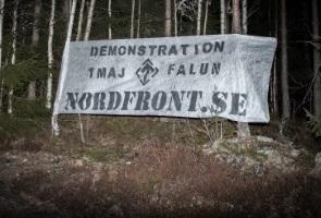Propaganda inför 1 maj – Filipstad