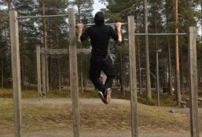 Veckoträning i Luleå