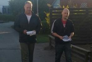 Fortsatt aktivism i Karlskoga