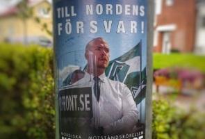 Propagandaspridning i Filipstad