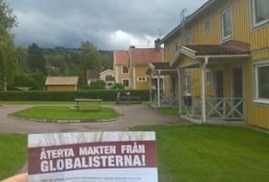 Rättviksborna uppmanas ta tillbaka makten från globalisterna