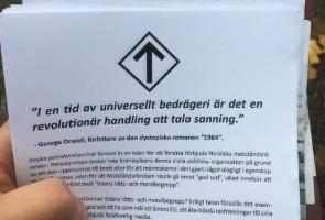 Informationsspridning om Finland och globalisterna – Sävsjö kommun
