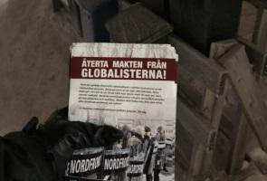 Alternativ till globalismen presenterades för Kirunaborna
