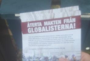 Folket uppmanas återta makten från globalistparasiterna – Västerviks kommun