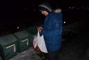 Kampanjarbete i Hudiksvall