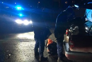 Aktivism med polistrakasserier – Oxelösund