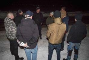 Kampgrupp 503 växer och befäster nya områden – rapport från Munkfors
