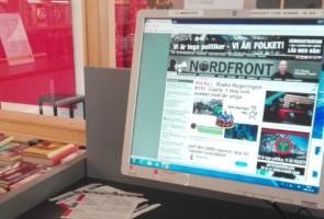 Propagandaaktion i Bromölla