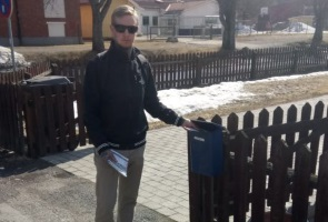 Valarbete i Ludvika