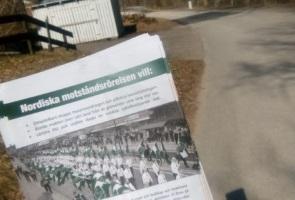 Aktivism bedriven i Dals-Eds kommun