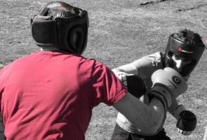 Veckoträning med blodvite – Kampgrupp 111