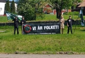 Näste 5 spred Motståndsrörelsens politik i Ludvika
