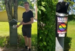 Gemensam basaktivism i Värnamo