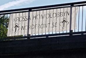 "Omfattande aktion mot ""Pride-veckan"" i Norrköping"