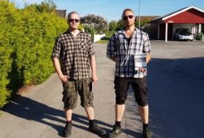 Fortsatt informationsspridning i Uppsala