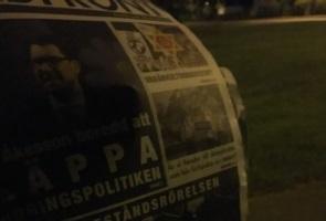 Tidningsutdelning i Vetlanda
