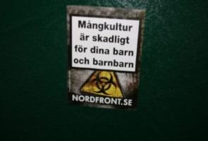 Klistermärken i Örebro kommun