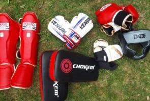 2 boxningsträningar i 1 kamprapport – Kampgrupp 108