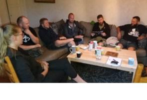 Studiecirkel – Kampgrupp 502