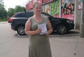 Rapport från valrörelsen i Kungälv: information till Kodebor