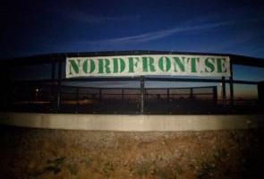 Banderoller uppsatta i Trelleborgs- och Vellinge kommun