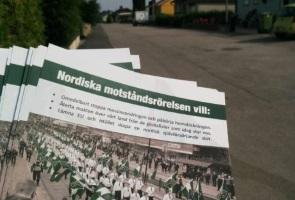 Valinformation utdelad i Flens kommun