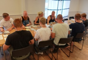 Medlemmar samlades i Göteborg för gemensamt valarbete