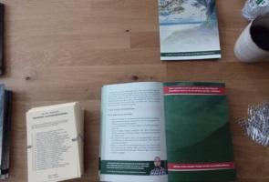 Valmaterial förbereddes i Ystad
