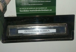 Valarbete i Östersund
