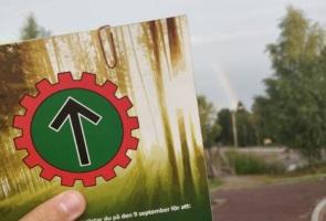 Valsedlar för välfungerande samhällsordning– Ludvika kommun