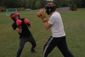 Boxning i Haninge