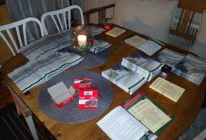 Valmaterial förbereddes – Karlskoga