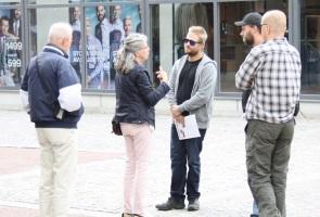 Ludvikabor informerade om lokalpolitiska punkter