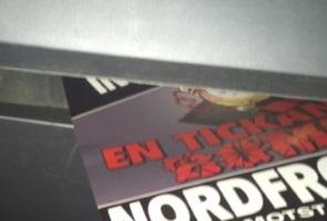 Motståndsrörelsen sviker aldrig folket – rapport från Töreboda