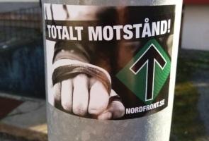 Propagandaaktion i Finspång