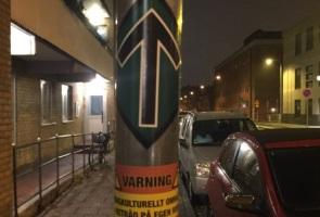 Sunda budskap för Malmö med omnejd