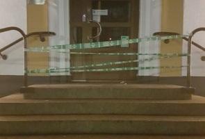 Folkförrädare äga ej tillträde i Avesta