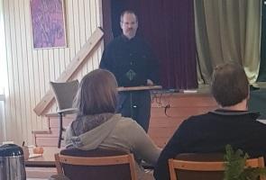 Föreläsning och månadsmöte i Näste 7