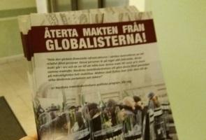 Information om globalisterna i Norrköping
