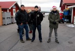 Motståndsrörelsen närvarade vid Spikens julmarknad, Lidköping