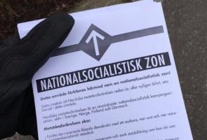 Nationalsocialistisk zon utsedd i Trelleborgsområde